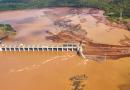 Alta na vazão do Rio Iguaçu provocou mudanças nas obras de UHE no Paraná
