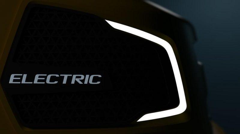 Volvo CE lançará linha elétrica em máquinas menores