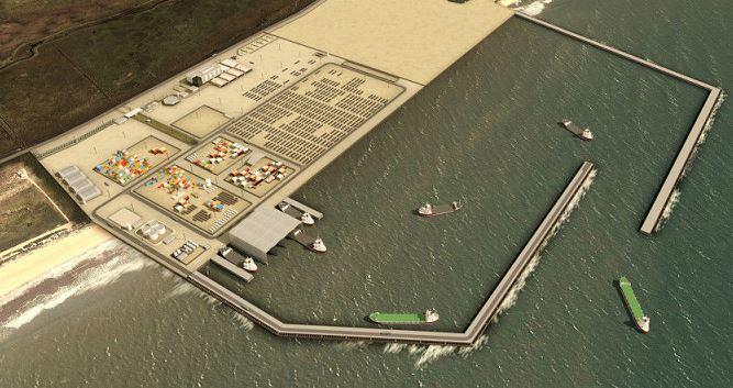 Petrocity assina contrato para construção de porto no ES