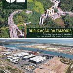 Duplicação da Tamoios –  Tecnologia para vencer desnível de 722 metros com túneis e viadutos