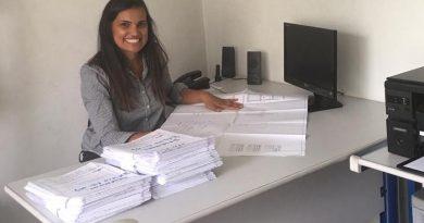 Ana Paula é engenheira orçamentista