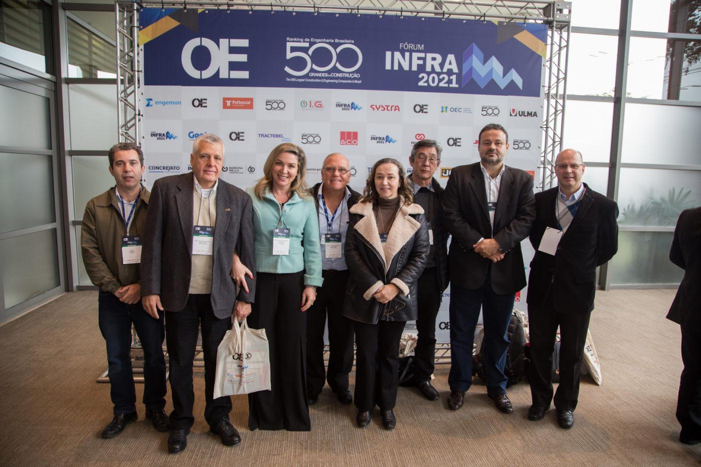 FÓRUM INFRA 2021FORUM 2021 REVISTA OE-169