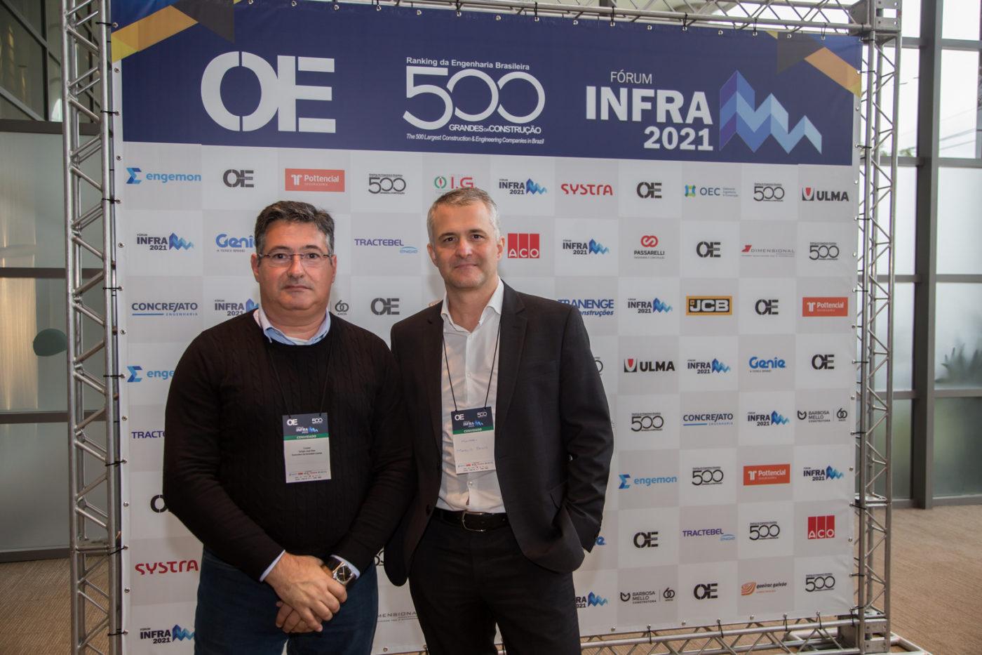 FÓRUM INFRA 2021FORUM 2021 REVISTA OE-504