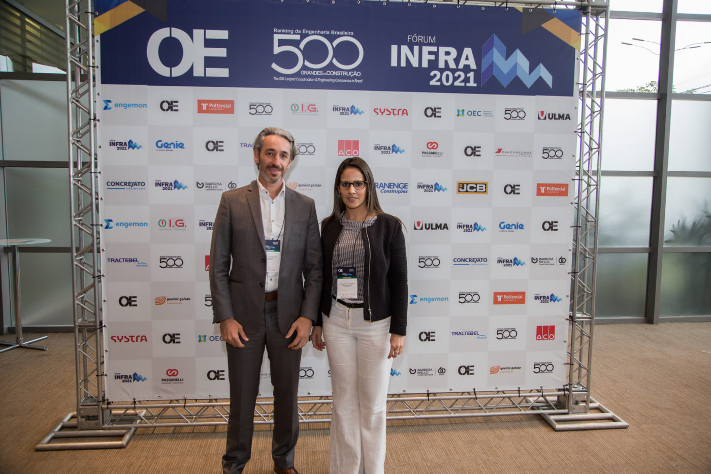 FÓRUM INFRA 2021FORUM 2021 REVISTA OE-505