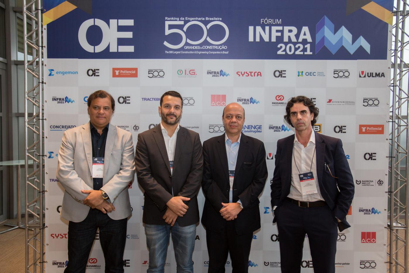 FÓRUM INFRA 2021FORUM 2021 REVISTA OE-527