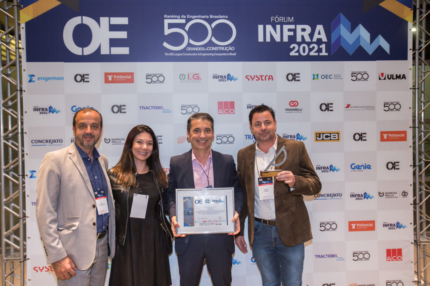 FÓRUM INFRA 2021FORUM 2021 REVISTA OE-905