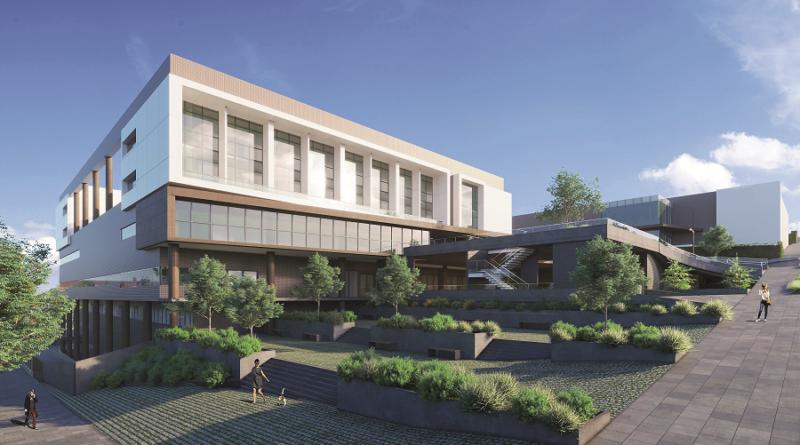 Engeform constrói hospital da Unimed Vale dos Sinos