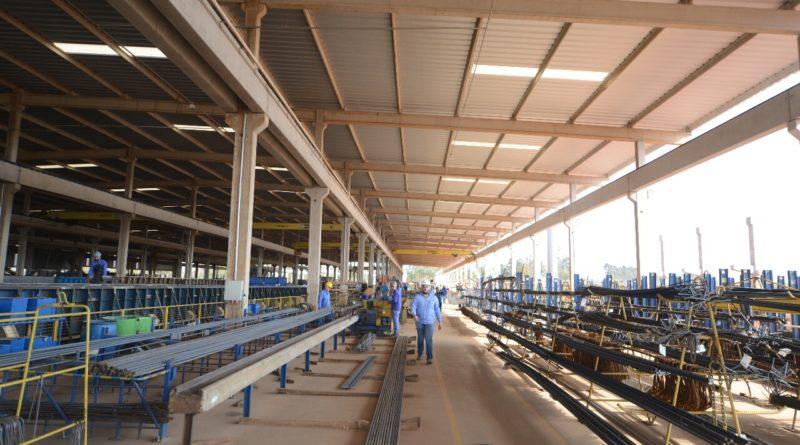 Protendit constrói a maior fábrica de pré-moldados do País