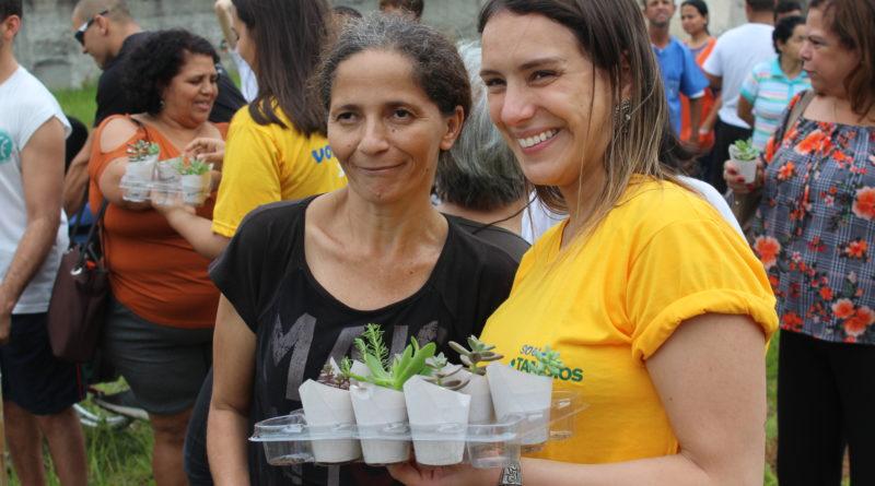 Concessionária Tamoios realiza projeto voluntário em parceria com a APAE SJC