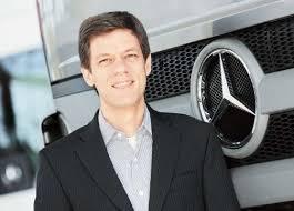 Fenatran 2019: Marcos Andrade, gerente-sênior da Mercedes-Benz, aborda as aplicações de caminhões da marca à construção