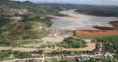 Duas barragens terão construção retomada