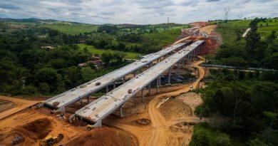 Construção industrializada de concreto agiliza obras em rodovias