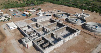 Consórcio GEL Acciona realiza obras em Santa Cruz de Capibaribe