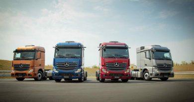 Mercedes-Benz inova em soluções de transporte para a construção civil