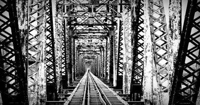 """Ponte Ferroviária Francisco Sá – Concurso """"Minha Ponte Favorita"""""""