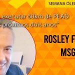 Rosley Furtado, da MSGás, apresenta o plano de expansão de rede da companhia