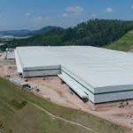 GLP Cajamar II recebe piso de concreto de alta especificação